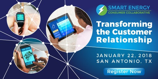 The Smart Energy Consumer Collaborative is having a Symposium on the 22nd of January in San Antonio at DistribuTECH.
