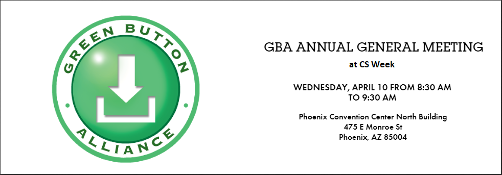GBA Annual General Meeting in Phoenix at the C.S. Week event.
